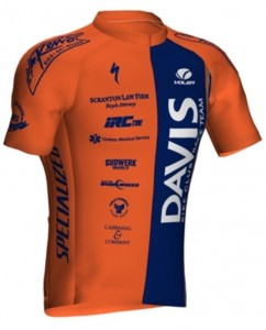 Davis Bike Club Elite Design 2016 - Sponsorship